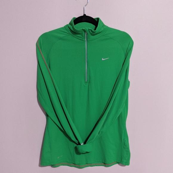 Nike DRI-FIT long sleeved top